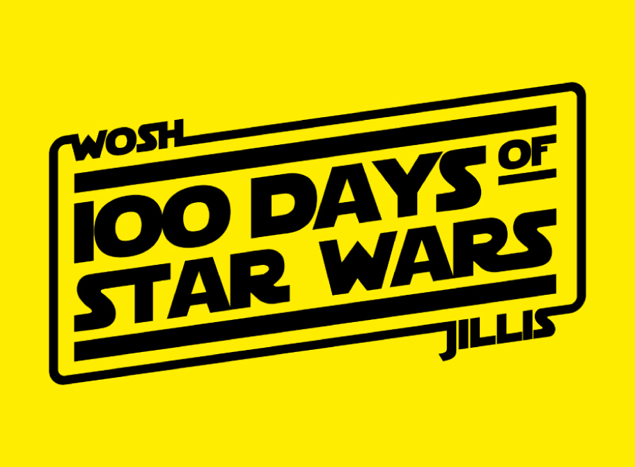 100 Days of Star Wars