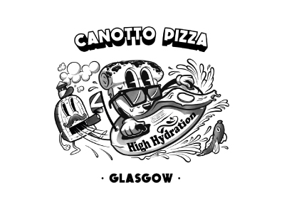 Canotto Pizza